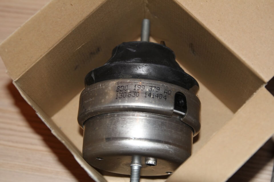 Устройство гидроопоры двигателя для чего она нужна и где располагается.